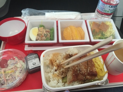 JAL - Inflight Meal